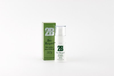 2B Bio Regard - oog- en lipcontouren crème